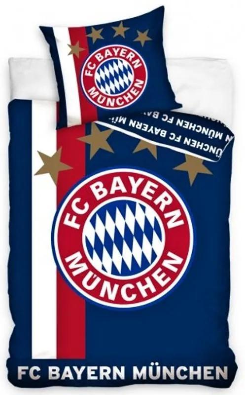 535f8ee85 Carbotex · Bavlnené posteľné obliečky FC Bayern Mnichov - 100% bavlna - 70x80  cm + ...