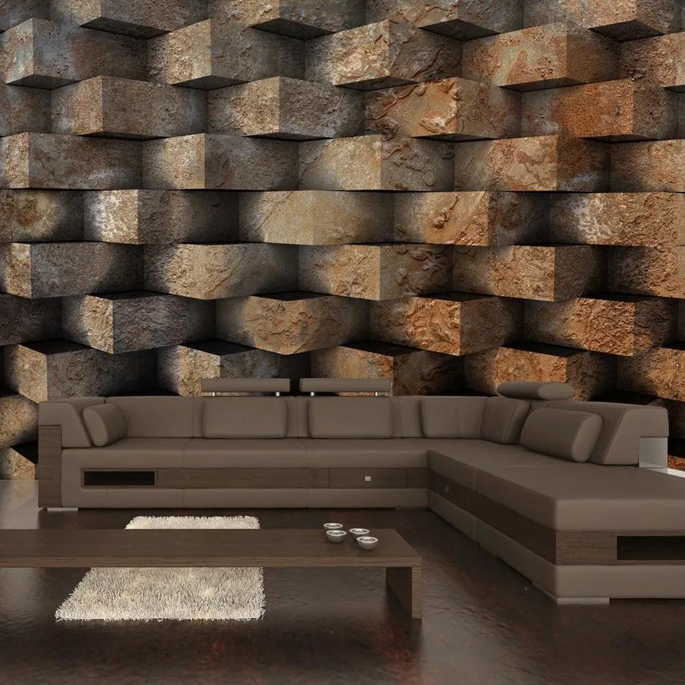 Fototapeta - Brick  braid 300x210