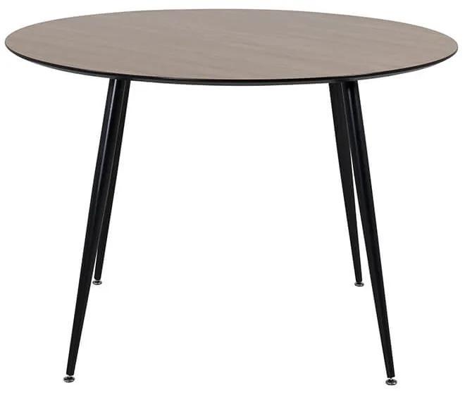 Silar jedálenský stôl hnedá ø 100
