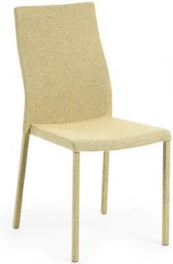 AURA stolička Žltá