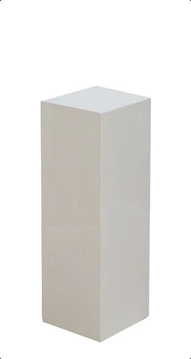 Bighome - Dekoratívny stĺp COLUMN - sivá