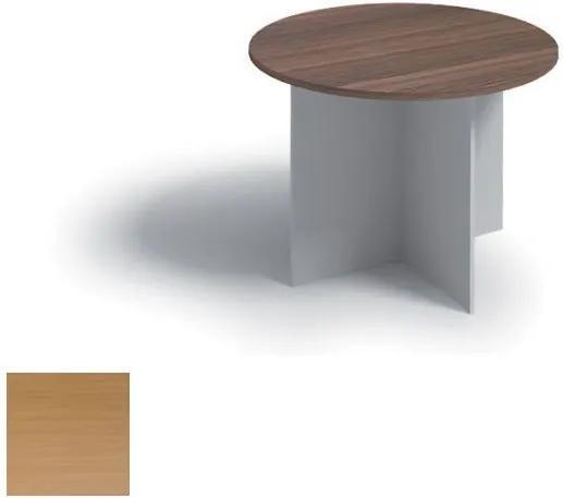 Rokovací stôl 1000 mm, okrúhly, buk