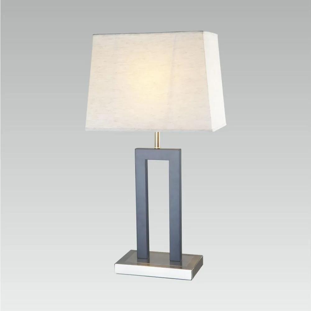 Luxera LUXERA 27008 - Stolná lampa SIGLO 1xE27/60W 27008