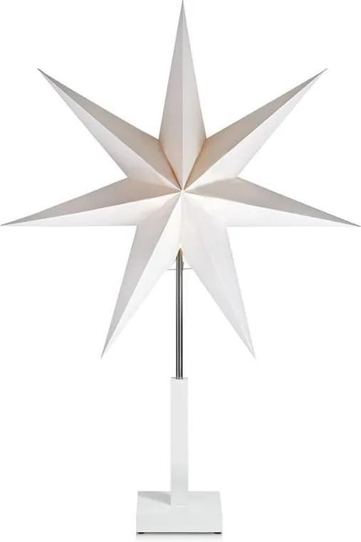 Svietiaca hviezda Duva White Paper, 75 cm