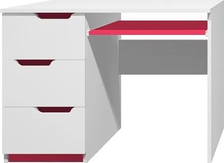 MAXMAX SKLADOM: Písací stôl - MODERN TYP A pre dievča|pre chlapca|pre všetkých