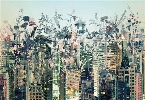 Fototapety, rozmer 368 x 254 cm, Urban Jungle, KOMAR 8-979