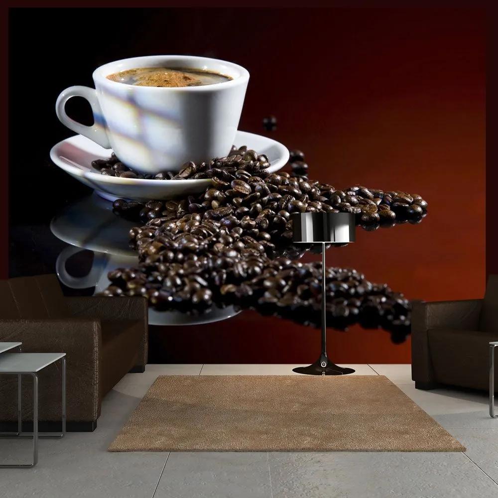 Fototapeta - cup - coffee 350x270
