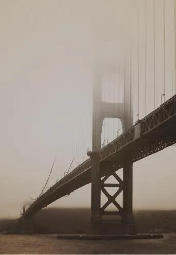 Luxusné vliesové fototapety, rozmer 186 cm x 270 cm, San Francisco, P+S International CL46C