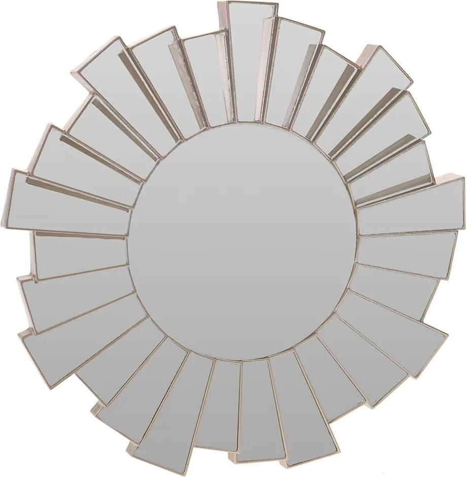 DekorStyle Nástěnné zrcadlo 39 cm vzor 1- Glamour