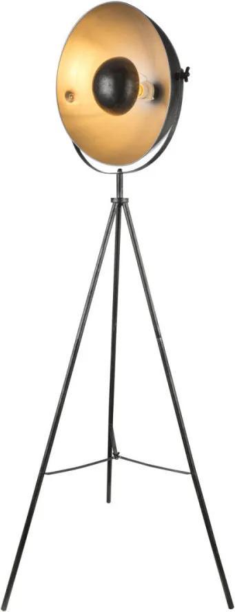 Globo SANDRA 58323S Stojanové Lampy čierny kov 1 x E27 max. 60W IP20