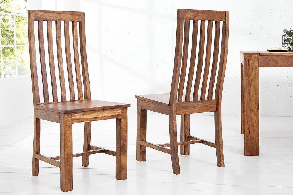 Stolička Timber masív