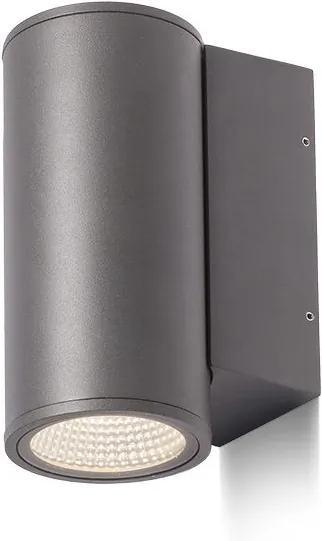 RENDL R10549 MIZZI I antracitová 230V CREE LED 12W IP54 3000K