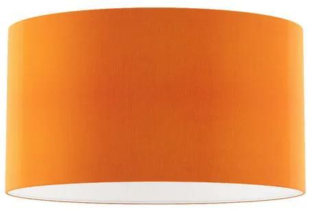 RENDL R11518 RON tienidlo na lampu, univerzálne tienidlá Chintz oranžová/biele PVC