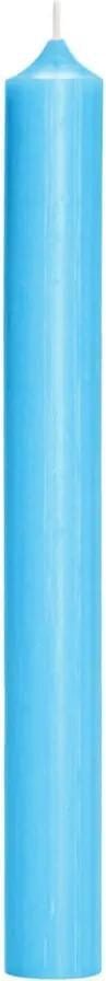 Butlers RAINBOW Sviečka 9h 24cm - sv.modrá