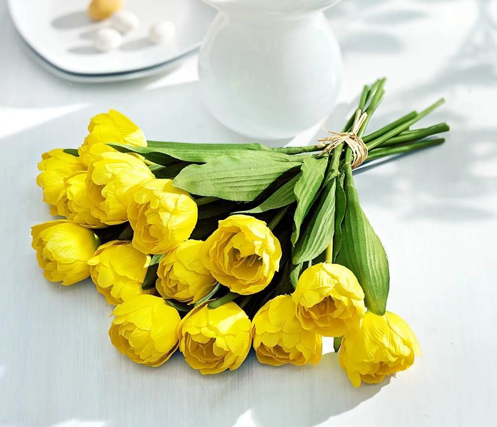 Kytica umelých tulipánov Sunny