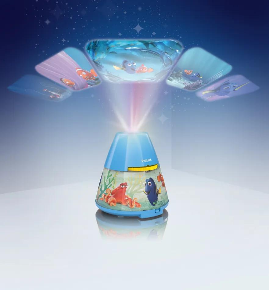Philips Disney Projektor Hľadá sa Dory