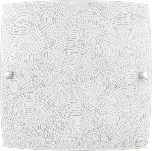 Rábalux 3238 Stropné Svietidlá chróm biely LED 18W