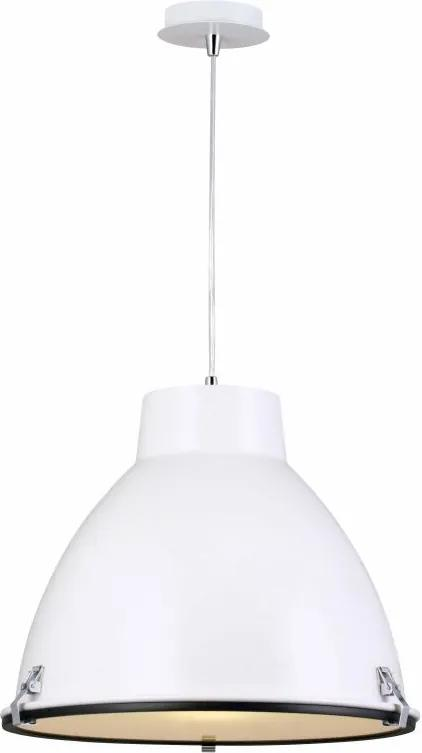 INDUSTRY - Pendant light - Ø 43 cm - White