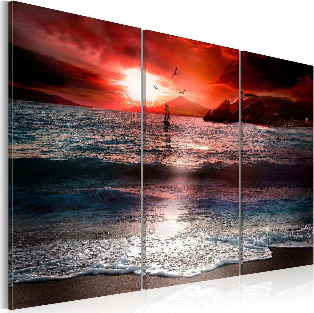 Obraz - Sunset 60x40