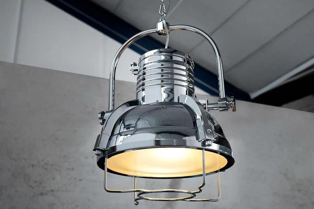 Lampa Commercial II 35cm chróm