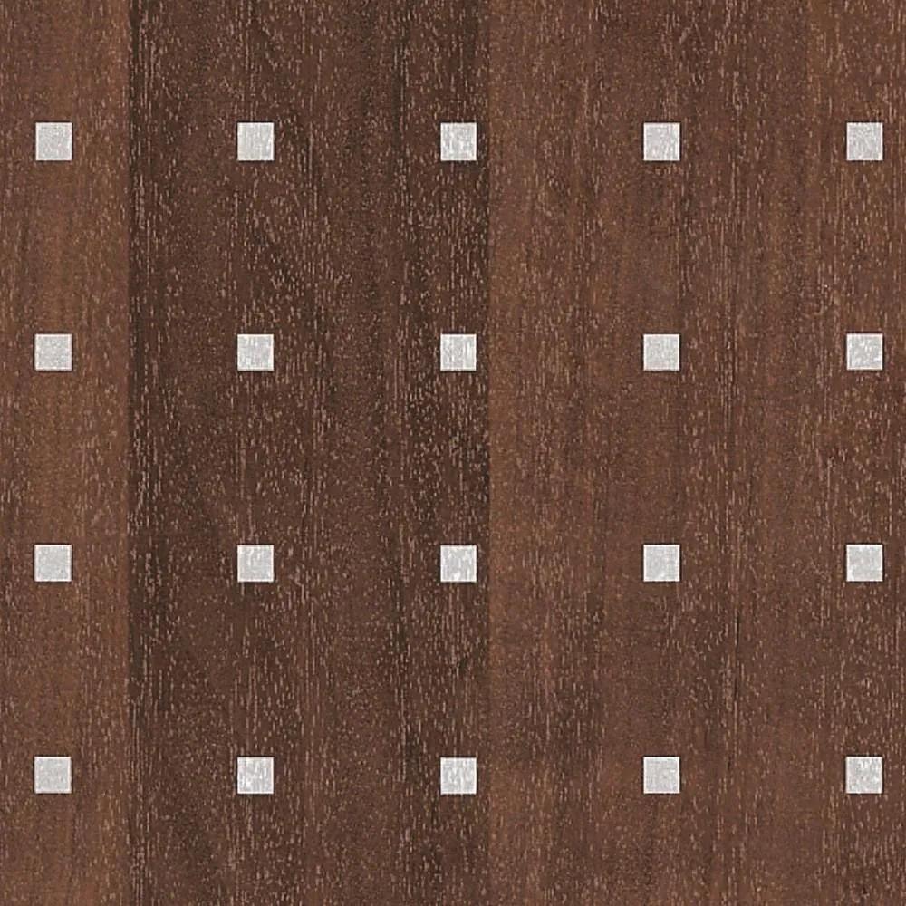 Samolepiace fólie drevo jelša tmavá, metráž, šírka 45cm, návin 15m, GEKKOFIX 10199, samolepiace tapety