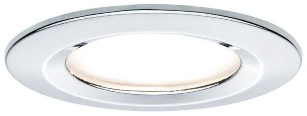 Zápustné - podhľadové svietidlo PAULMANN Coin Slim 3ks stmívatelné 93874