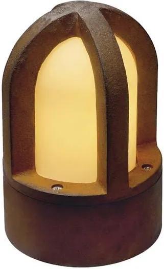 Vonkajšie stojanové svietidlo SLV RUSTY Cone 230V E14 229430