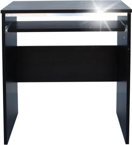Kancelársky stôl počítačový šírka 69 cm - Dub grafit