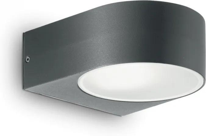 Ideal Lux 018515 vonkajšie nástenné svietidlo Iko 1x60W | E27 | IP44