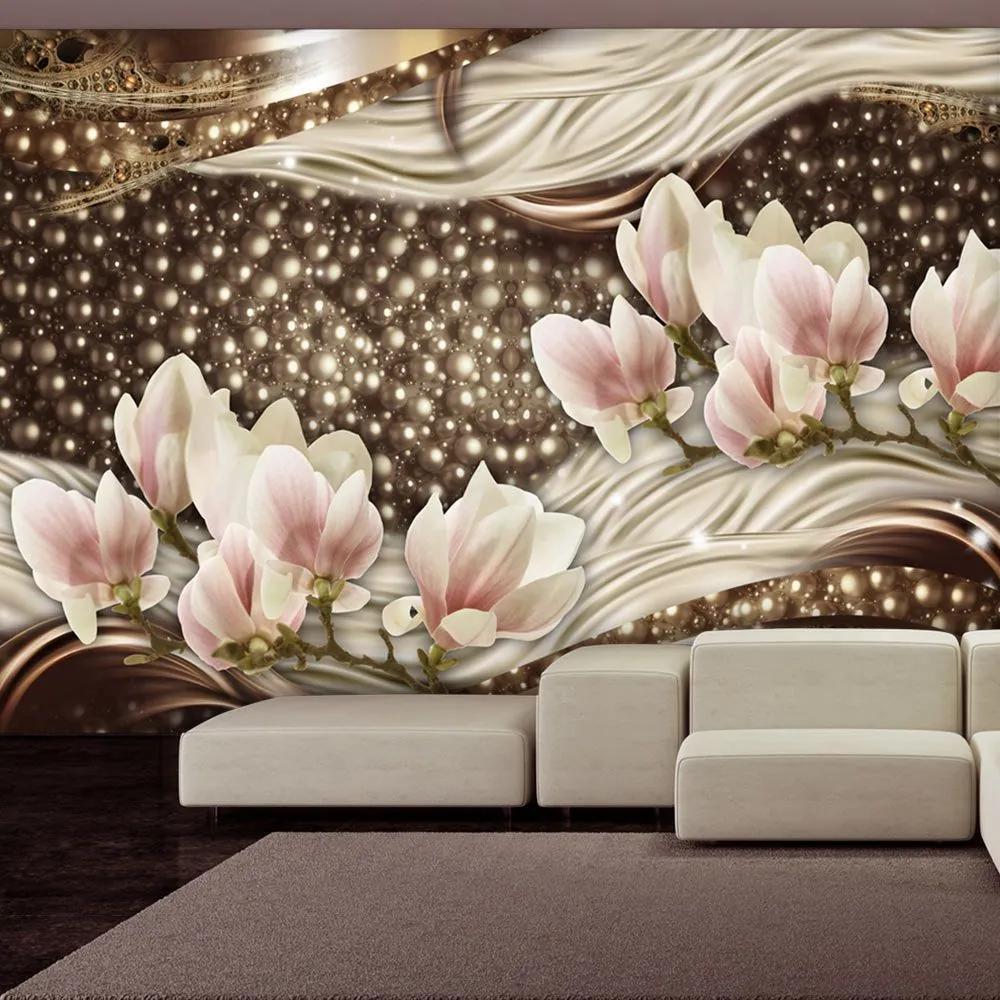 Fototapeta - Pearls and Magnolias 250x175