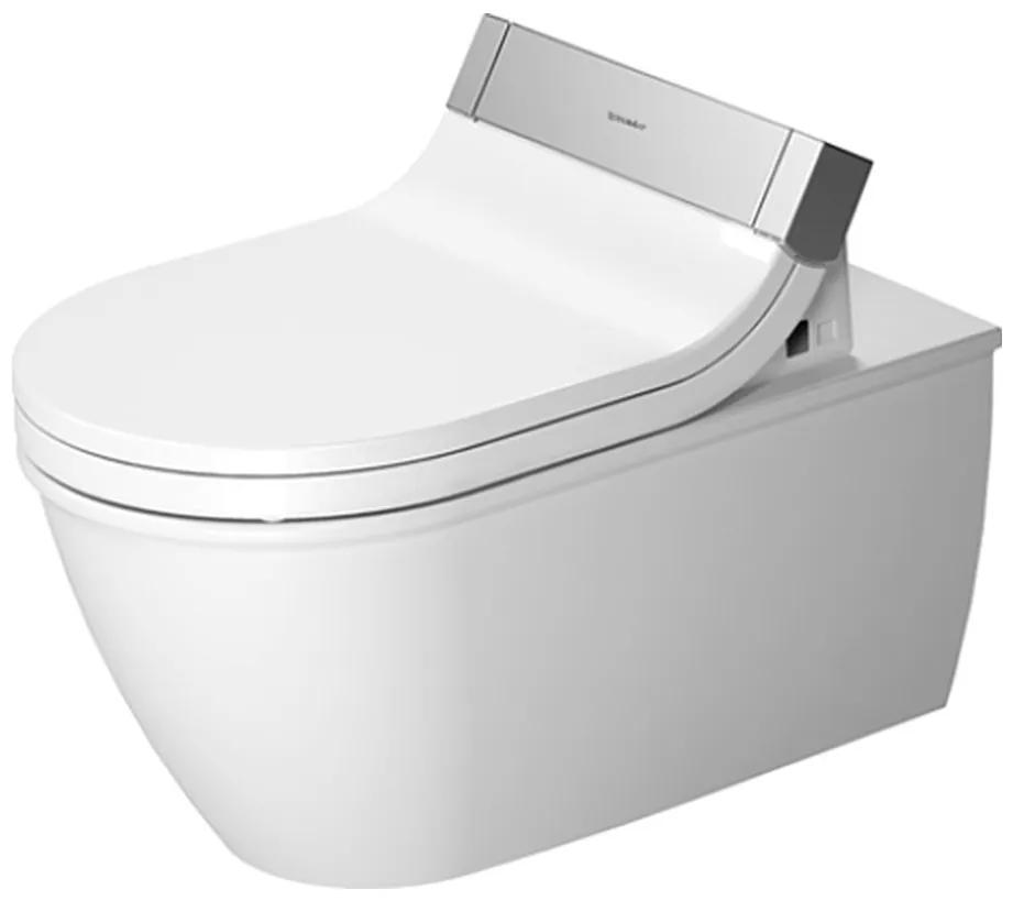 Duravit Darling New - Závesné WC 37x62 cm, biela 2544590000