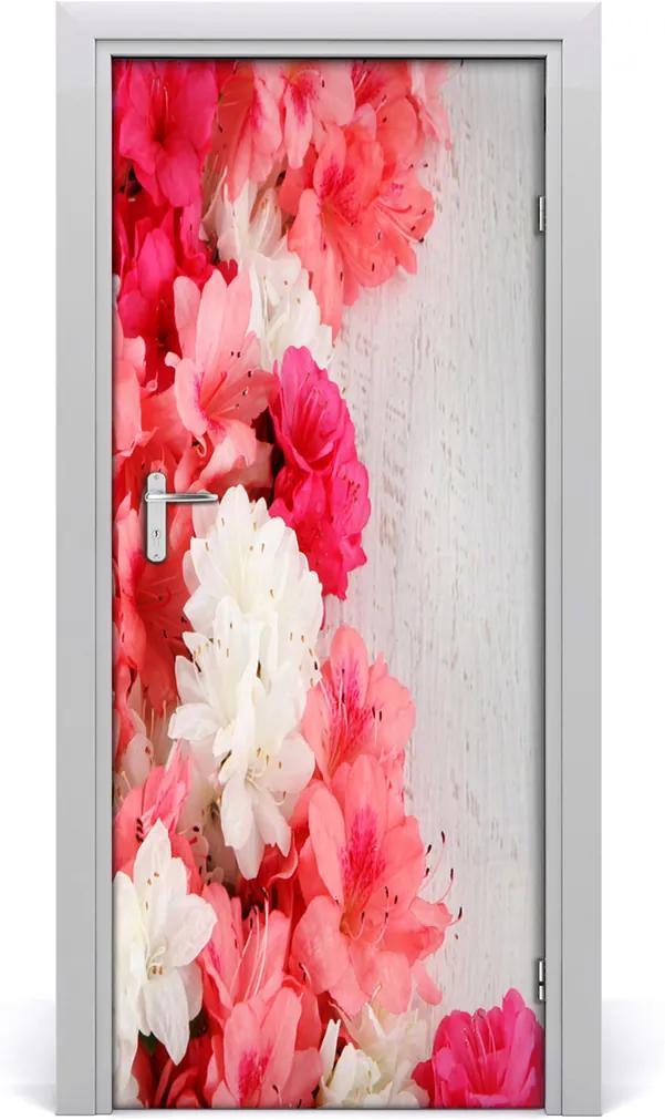 Fototapeta samolepící Květy na stromě
