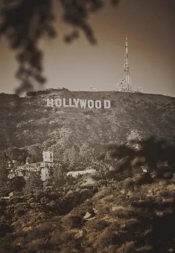 Luxusné vliesové fototapety, rozmer 186 cm x 270 cm, Los Angeles, P+S International CL06C