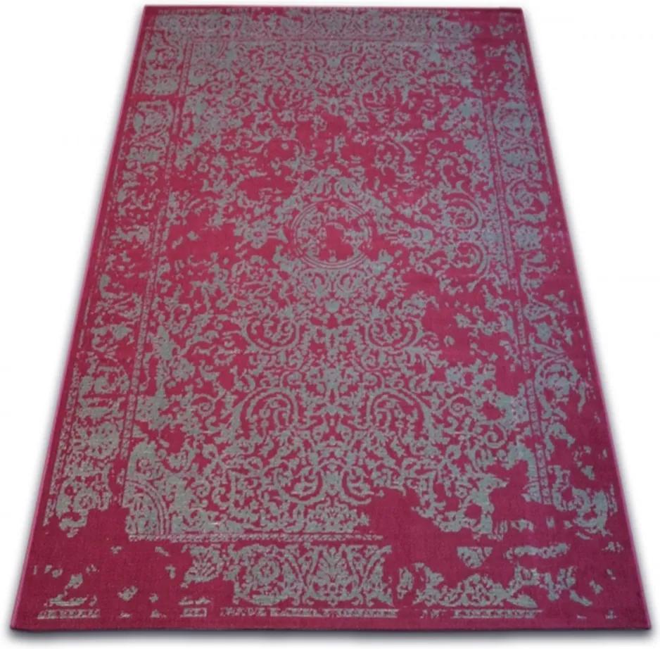 Kusový koberec PP Modern bordó, Velikosti 120x170cm
