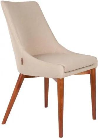 Židle Juju khaki Dutchbone 1100233