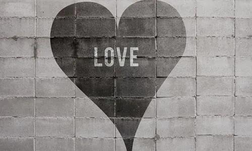 Luxusné vliesové fototapety, rozmer 450 cm x 270 cm, Love, P+S International 6332021