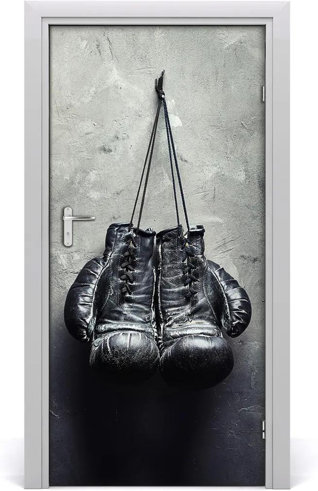 Fototapeta samolepící dveře Boxerské rukavice