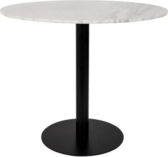 Čierny jedálenský stôl Zuiver Storm, 180 x 90 cm