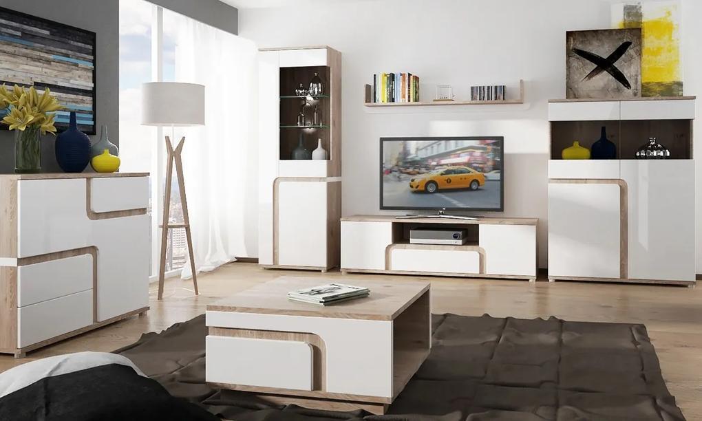 Moderný bytový nábytok Morro A