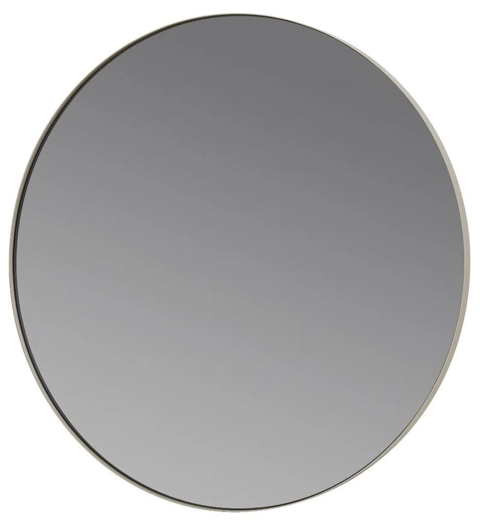 Nástenné zrkadlo malé hrejivo sivé RIM - Blomus