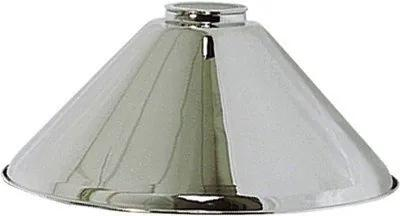 Náhradné tienidlo na biliardové osvetlenie CHROME