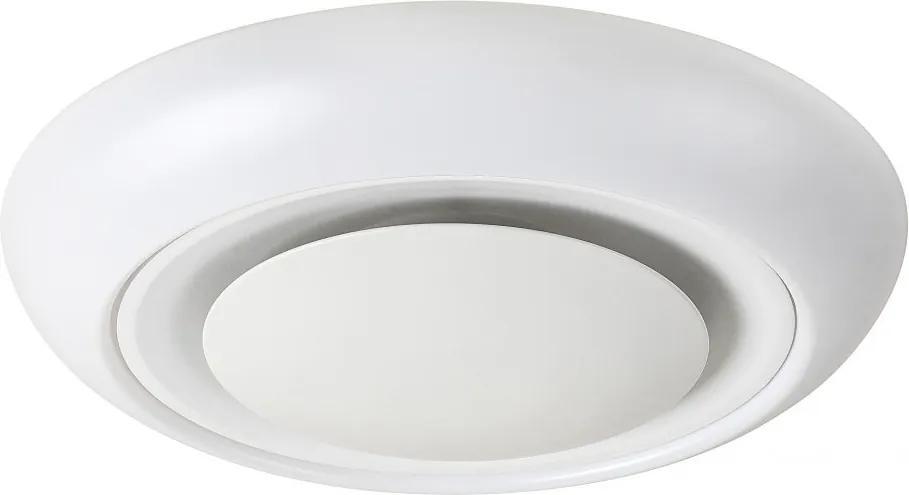 Rábalux Calvin 2492 Lampy UFO biely biely LED 18W CCT+RGB