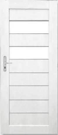 PerfectDoor Komplet BRYTANIA 5 (dvere,zárubňa,kľučka)