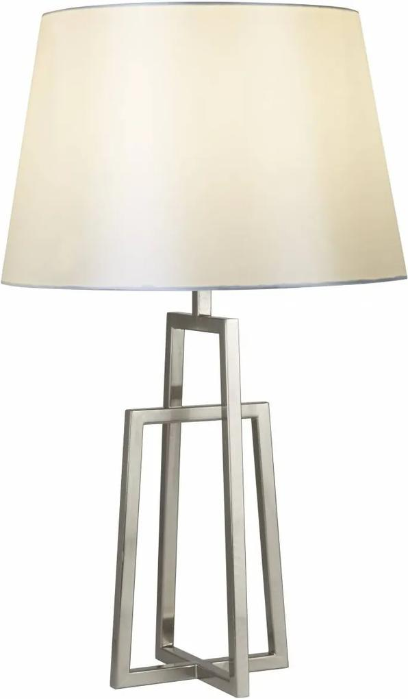 Stolové svietidlo SearchLight YORK TABLE W EU1533SS-1