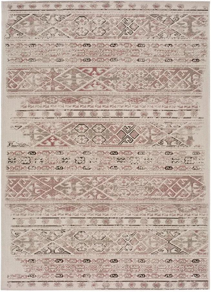 Béžový vonkajší koberec Universal Bilma, 80 x 150 cm
