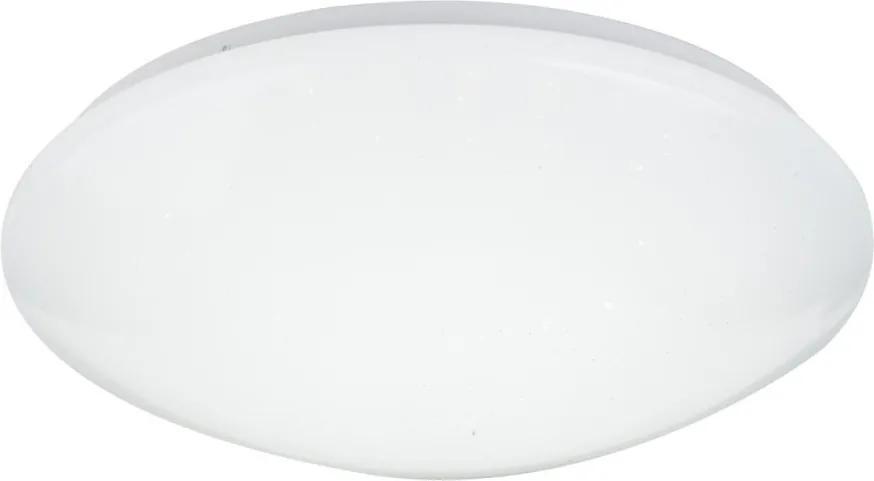 Globo 48363-24RGB Stropné Svietidlá biely RGB LED - 1 x 24W 11 x 39 x 39 cm