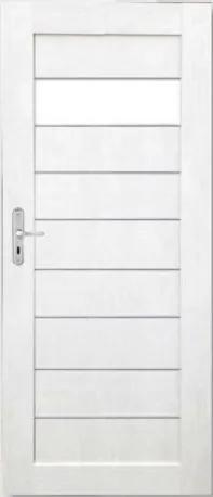 PerfectDoor Komplet BRYTANIA 2 (dvere,zárubňa,kľučka)