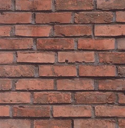 Samolepiace fólie tehlová stena, metráž, šírka 45cm, návin 15m, GEKKOFIX 10221, samolepiace tapety