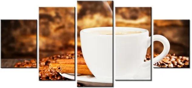 Tlačený obraz Vôňa kávy 150x70cm 2410A_5B