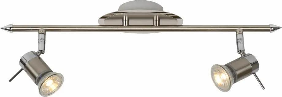 LED stropné svietidlo bodové Lucide BIKKO-LED 2x5W GU10